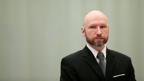 Breivik scheitert mit Klage gegen Isolationshaft