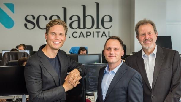 Scalable Capital expandiert