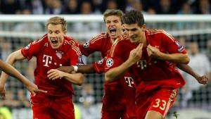 Bayern gewinnt das Nervenspiel