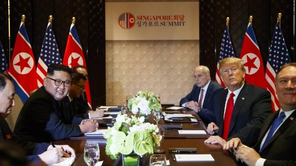 """Nice to meet you, Mr. President!"""