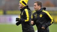 BVB vor Champions League-Partie gegen Warschau gelassen