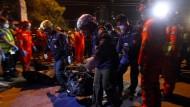 Mehrere Tote nach Explosion auf den Philippinen