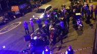 """Zwei Festnahmen nach """"barbarischen'"""" Säureattacken"""