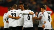 Brasilien, wir kommen! Die deutsche Mannschaft hat den Weg zur WM gefunden