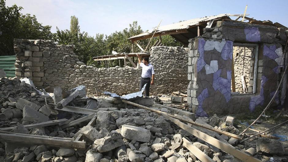 Aserbaidschan Konflikt Mit Armenien Konnte Handel Gefahrden