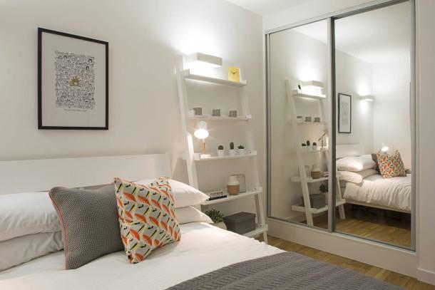 bilderstrecke zu wohnen in london 38 quadratmeter sind genug bild 1 von 2 faz. Black Bedroom Furniture Sets. Home Design Ideas