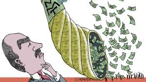 Schulden machen ohne Reue!