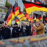 Demonstrationen vor einigen Wochen in Bautzen