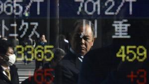 Japans Notenbank weitet Wertpapierkäufe aus