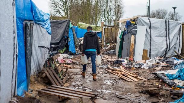 Flüchtlingslager in Calais wird endgültig aufgelöst