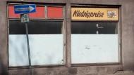 Niedrigpreise und Einbahnstraßen in Duisburg-Marxloh