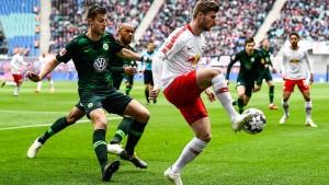 Leipzig festigt Platz drei, verliert aber wohl Werner