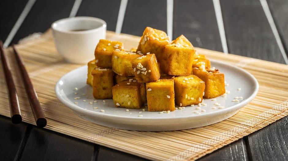 Außen knusprig, innen weich: Tofu ist mehr als nur ein Fleischersatz