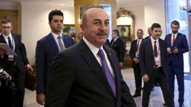 Militäreinsatz in Syrien: Türkei droht Amerika mit Abbruch der Beziehungen