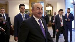 Türkei droht Amerika mit Abbruch der Beziehungen