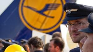 Lufthansa will während des Streiks keine Gespräche