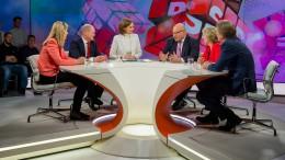 Die Bündnislose Republik Deutschland