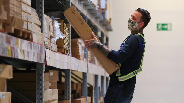 Möbelbranche erholt sich schneller als gedacht