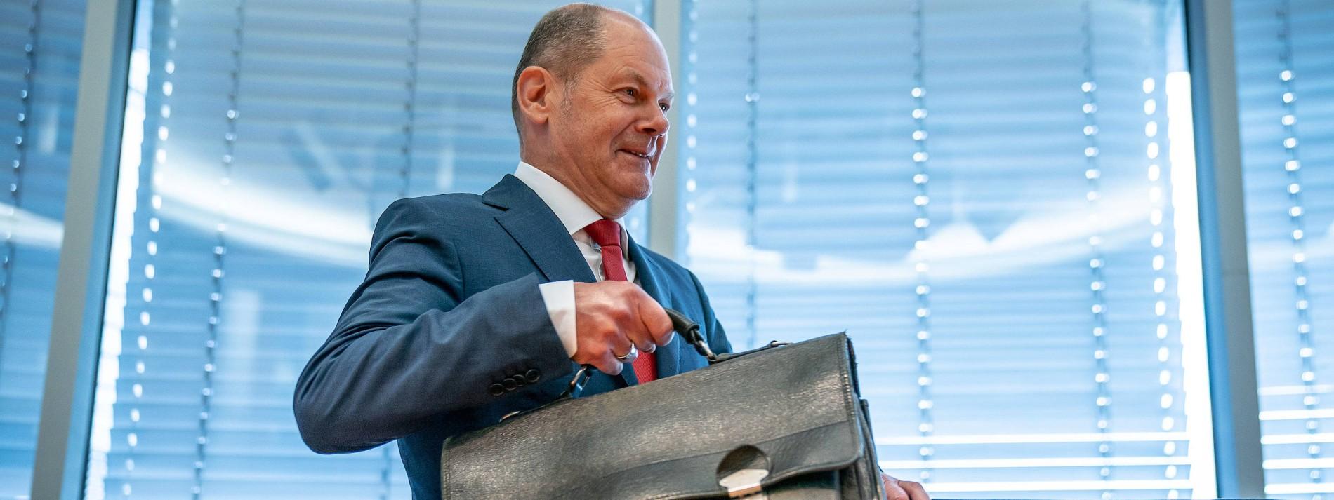 Hat Scholz den Wirecard-Ausschuss behindert?
