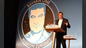 """Kaum Geld für """"Bavaria One"""""""