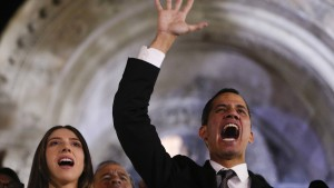 """Guaidó warnt vor seiner """"Entführung"""""""