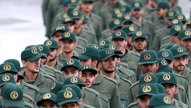 Washington stuft Irans Revolutionsgarden als Terrororganisation ein