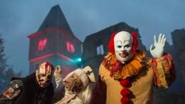 Gruselfest zu Halloween