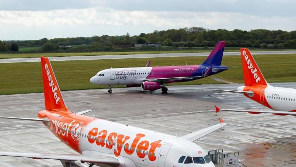 Easyjet-Buchungen steigen um 337 Prozent