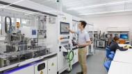 Gegen den Fachkräftemangel: Schüler der Berufsschule in Bietigheim-Bissingen werden fit gemacht für die Digitalisierung.