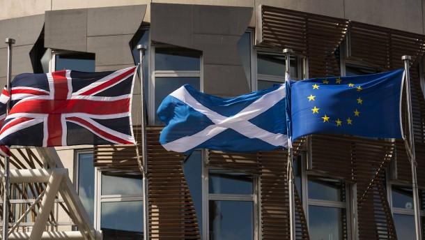 Schotten wollen selbst über Brexit-Deal abstimmen