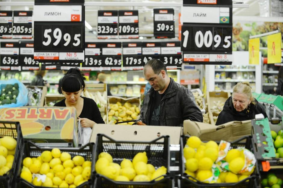 Russischer Supermarkt Frankfurt