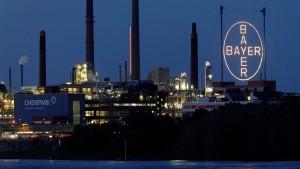 Bayer kommt wohl um Milliardenstrafe herum