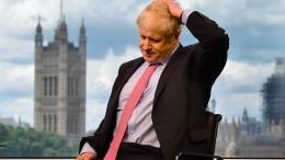 Boris Johnson offenbart große Wissenslücken