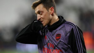 Mesut Özil prangert Uiguren-Verfolgung in China an