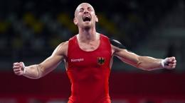 Stäbler krönt Karriere mit Bronze, auch Kudla holt eine Medaille