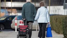 Nur wenige Anwärter für eine Respekt-Rente
