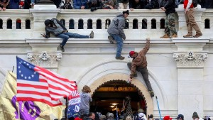Erstes Urteil nach Erstürmung des Kapitols