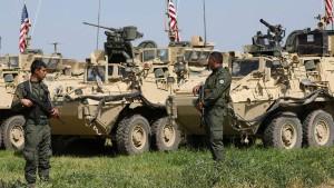Amerika will Kurden in Syrien bewaffnen
