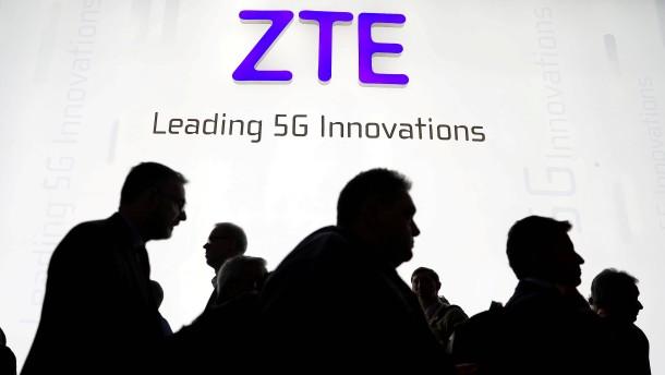 ZTE-Aktienkurs schießt in die Höhe