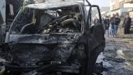 Autobombe reißt Zivilisten in Bagdad in den Tod