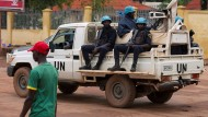 Blauhelm-Soldaten sterben bei Kämpfen in Zentralafrikanischer Republik