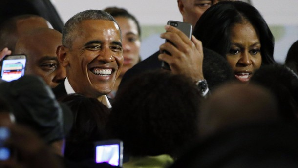 Barack Obama war ein wilder Student
