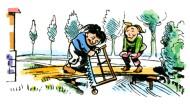 Einschnitt: Vom Brückenbauen zum Brückenzersägen – wenn das kein Paradigmenwechsel war!