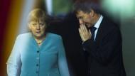 Im inneren Krisenkreis: Angela Merkel und ihr außenpolitischer Berater Christoph Heusgen