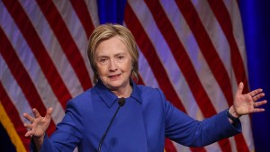 Clinton: Kämpft weiter, Amerika ist es wert