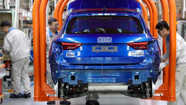 Der schwere Neustart für Audi
