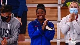Simone Biles kehrt zurück auf die Olympia-Bühne