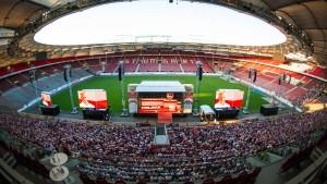 VfB Stuttgart gliedert Profiabteilung aus