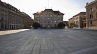 Nationalbank: Schweizer Franken ist überbewertet