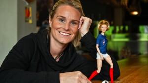 Barbie macht jetzt Sport
